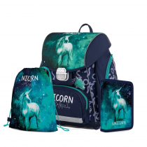 School set Premium Unicorn