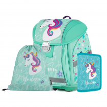 School set Premium Light Unicorn iconic