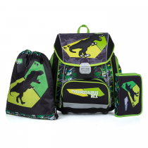 School set Premium T-rex