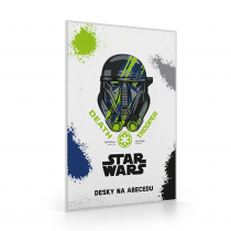 Folder for letters Star Wars