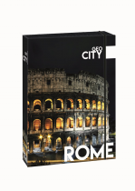 Heftbox A4 Jumbo Geo City Rome