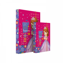 Heft box A4 Sofia the First