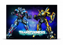 Desk pad 60x40cm Transformers