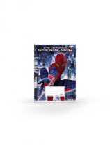 Exercise book A5 544, 40 sheets Spiderman