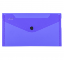 PP Envelope with button DL ELECTRA dark blue