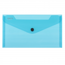 PP Envelope with button DL ELECTRA dark green