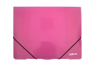 PP 3 flapfolder A4 eCollection pink