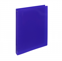 Ringbinder A4 4 rings ELECTRA dark blue