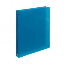 Ringbinder A4 4 rings ELECTRA dark green