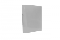 Ringbinder translucent A4 2 rings eCollection transparent