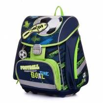 School Backpack PREMIUM Football