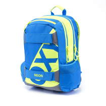 ba3a944c9d1 Student backpack OXY NEON Blue