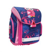 Anatomical backpack PREMIUM FLEXI Owl