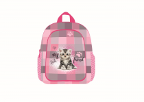 Kids Preschool Backpack Junior Cat