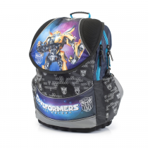 Anatomical backpack PLUS Transformers
