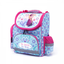 Anatomical backpack ERGO KIDDY Frozen III.