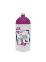 Drinking bottle 500 ml Horse