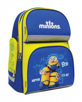 Anatomical backpack ERGO COMPACT MINIONS