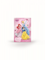 Notepad A5 Princess