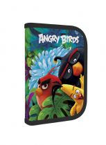 Pencil case 1 zip/1 flap Angry Birds Movie