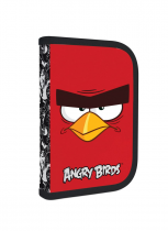 Pencil case filled 1 zip/1 flap Angry Birds