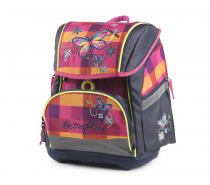 School Backpack PREMIUM FLEXI Butterfly