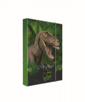 Heft box A4 Junior T-rex