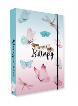 Heftbox A4 Butterfly