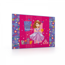 Desk pad 60x40cm Sofia the First