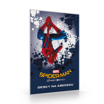 Folder for letters Spiderman
