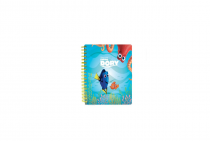 Twin wire notepad A6 Finding Dory