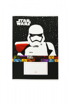 Exercise book A5 513,10 sheets Star Wars