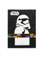 Exercise book A5 523, 20 sheets Star Wars