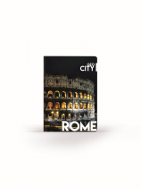 Exercise book A4 444, 40 sheets Rome