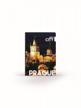 Exercise book A4 444, 40 sheets Prague