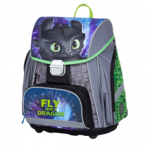 School Backpack PREMIUM How To Train Your Dragon