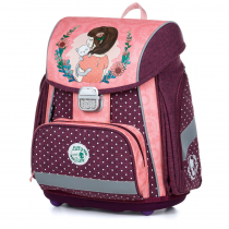 School Backpack PREMIUM Lilly