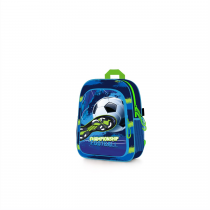Kids Preschool Backpack Football