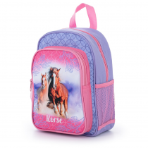 Kids Preschool Backpack Horse