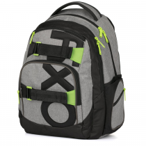 Student Backpack OXY Style Grey