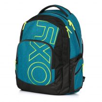 Student Backpack OXY Style Blue/green
