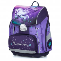 School Backpack PREMIUM Unicorn
