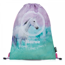 Sport sack romantic horse