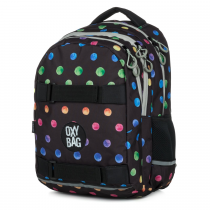 Student Backpack OXY One Dots colors