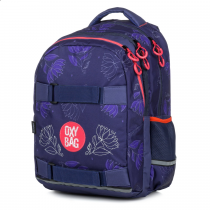 Student Backpack OXY One Flowers