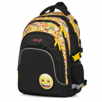 School backpack Scooler Emoji