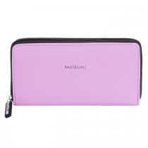 Large Purse Pastelini purple