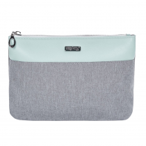 Cosmetic bag Grey mentol