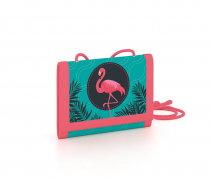 Wallet Flamingo