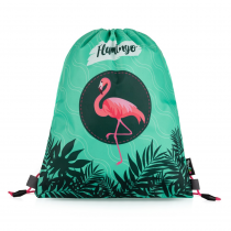 Sport sack Flamingo